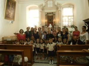 Fil-Kappella tal-Madonna Tad-Dmugħ