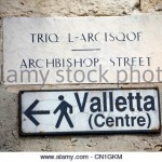 street-sign-for-archbishop-street-and-valletta-centre-in-valletta-cn1gkm